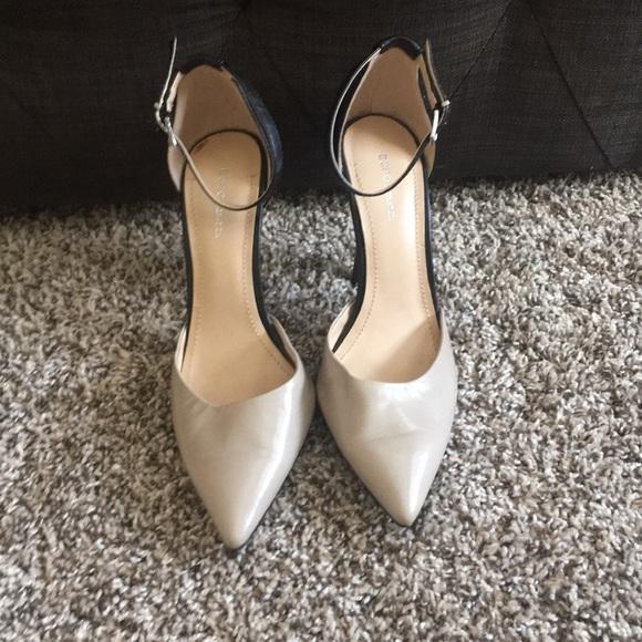 BCBGeneration Shoes - Two toned BCBGeneration heels